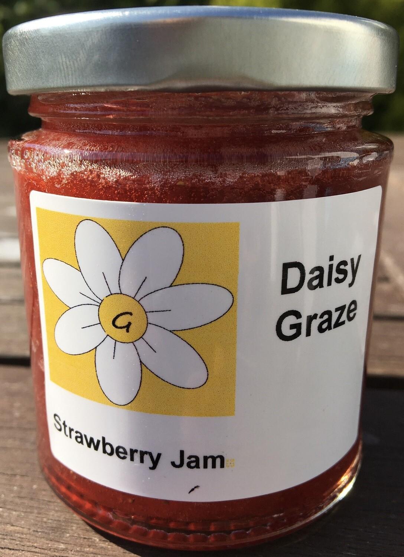 Daisy Graze Strawberry Jam