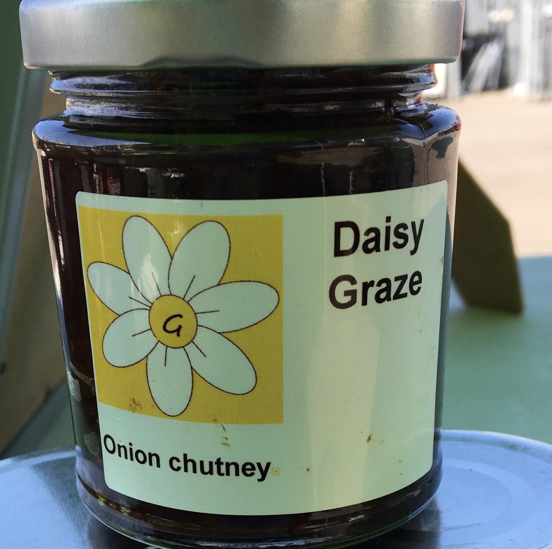 Daisy Graze Onion Chutney