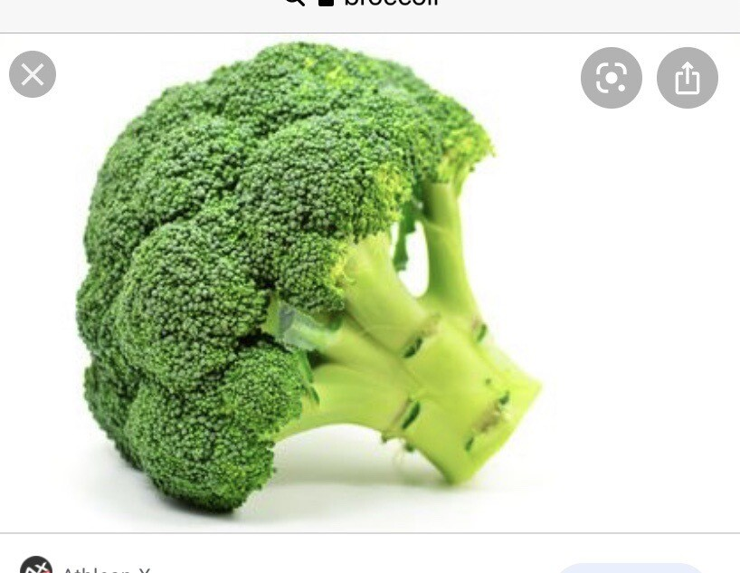 British Broccoli Per Pound