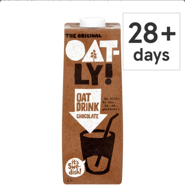 Oatly Chocolate Longlife Drink Alternative 1L