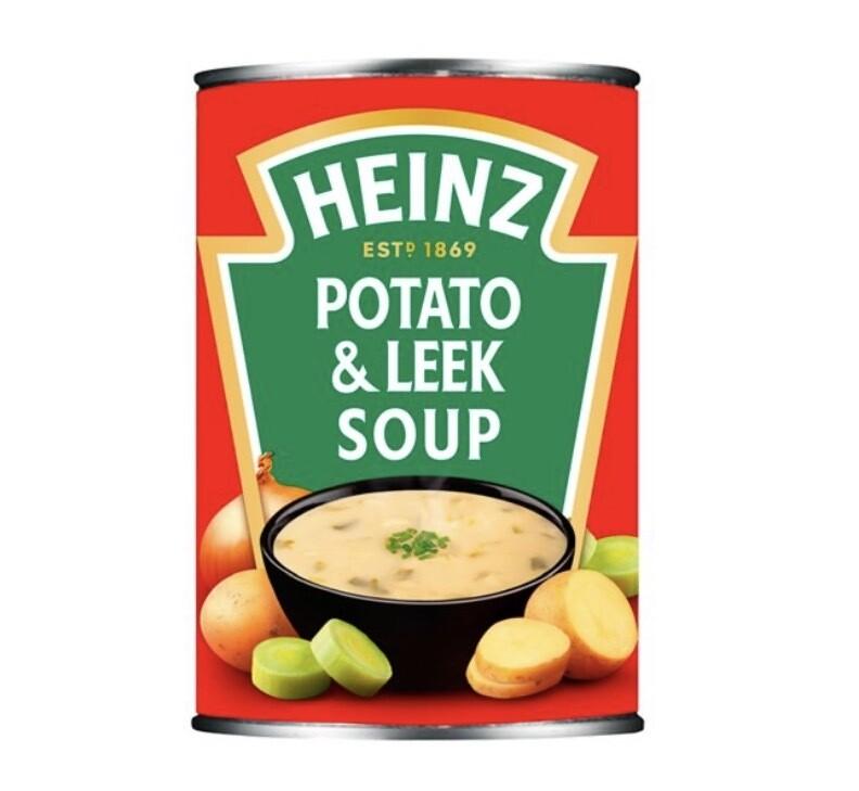 Heinz Potato & Leek Soup 400G