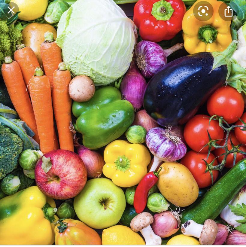 Fruit and Vegetables Hamper