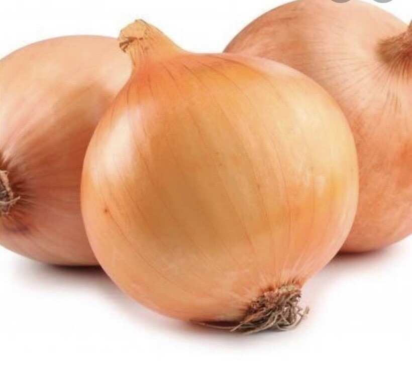 2 Large Spanish Onions