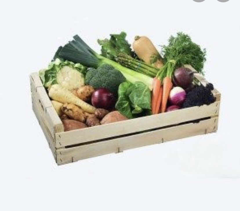 Vegetable Selection (no Fruit)