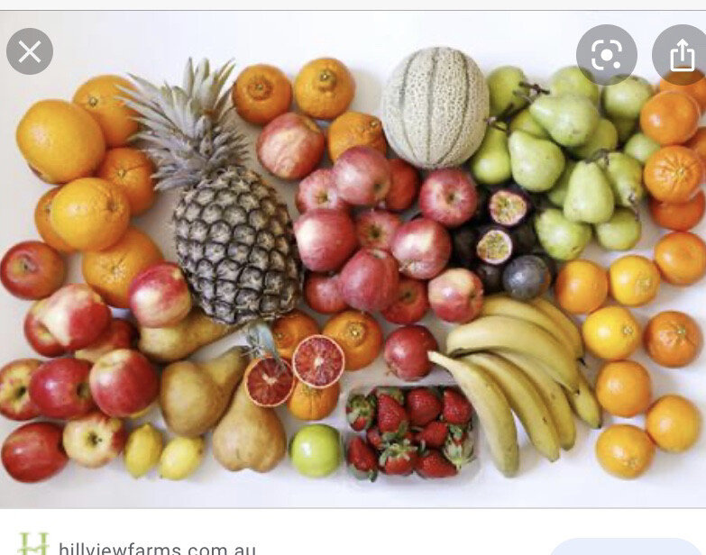 Fruit Selection (no Veg)
