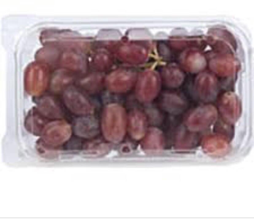 Red Grapes ( Punnet )