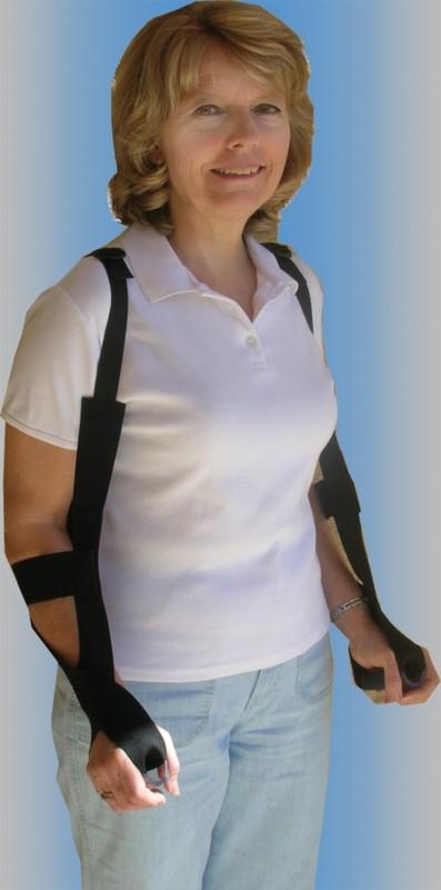 GivMohr Bilateral Sling (Medium: Height 5'3