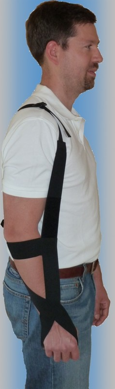GivMohr Sling (X-Small: Height less than 5'0