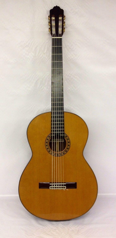 Estevé PS70 - 6 String Classical Bass Guitar - All Solid/Cedar/Indian Rosewood - 700mm Scale Length