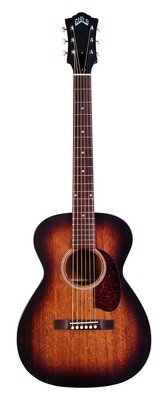 Guild M-20 - Vintage Sunburst - Acoustic Steel String Guitar - Hand Made in USA
