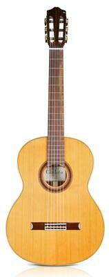 Cordoba F7 Paco Flamenco Guitar - Solid Cedar Top, Indian Rosewood back/sides