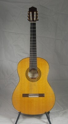 Francisco Navarro Concert Model - All Solid - Cedar top, Palo Escrito Back/Sides - 630mm