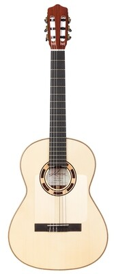 Kremona Flamenco Series Rosa Negra - All Solid - Spruce Top/Madagascar Rosewood Back/Sides