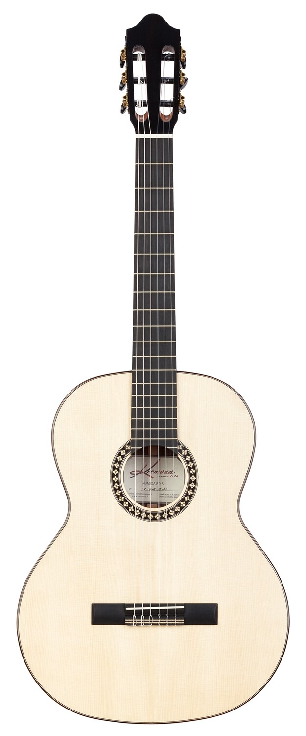 Kremona Artist Series - Romida - All Solid - Spruce/Indian Rosewood