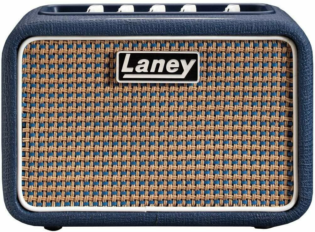 Laney Mini-ST Lion - Battery Powered Mini Stereo Amplifier