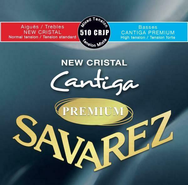 Savarez 510 CRJP - Cantiga New Cristal Premium Series