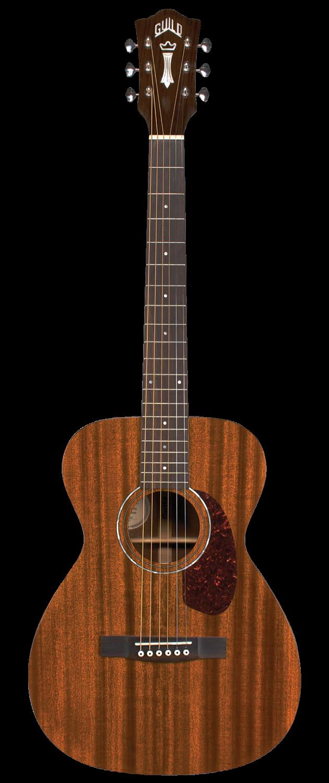 Guild M-120 Solid Mahogany top Acoustic Guitar