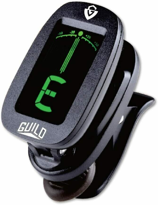 Guild Clip-on Tuner