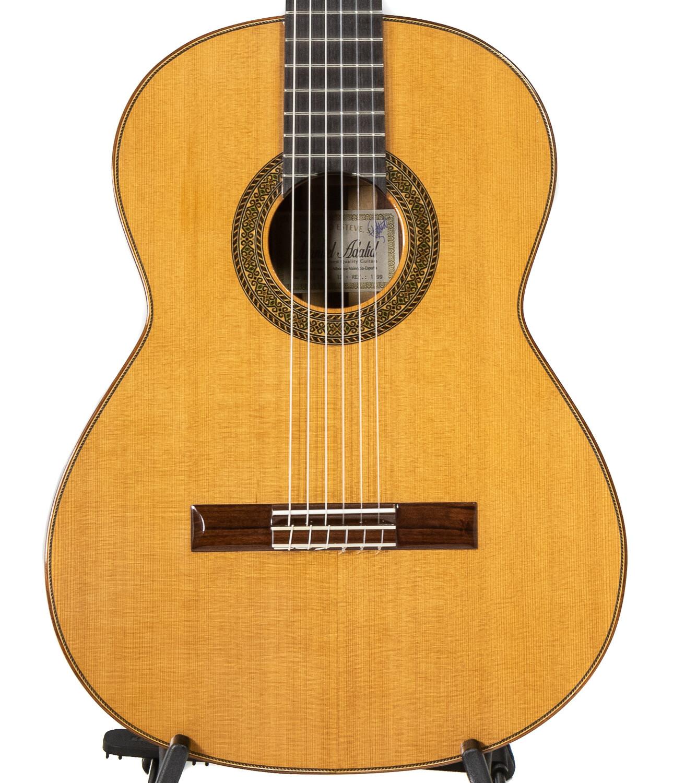 Estevé 12 - Professional Level Classical Guitar - Cedar top, Granadillo Back/Sides -  All Solid Woods - Handcrafted in Valencia, Spain