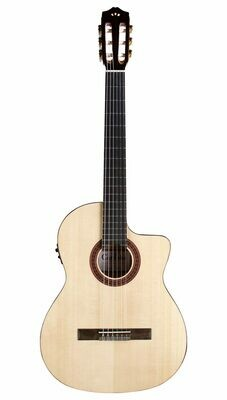 Cordoba C5-CET Limitied - Thinbody Classical Acoustic Electric Cutaway Guitar
