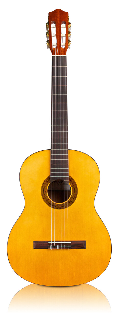 Back to School Guitar Special- Cordoba C1 Protege with Crossrock Metro Gig Bag - Quality beginner Classical Guitar