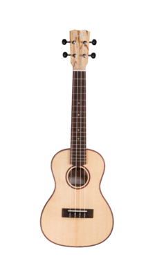 Cordoba 24C - Concert Ukulele - Solid Spruce Top, Spalted Maple Back/Sides