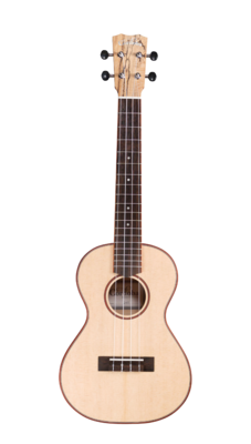 Cordoba 24T - Tenor Ukulele - Solid Spruce Top, Spalted Maple Back/Sides
