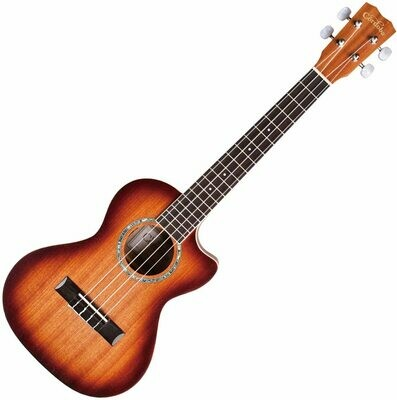 Cordoba 15TM-CE Edgeburst Tenor Acoustic Electric Ukulele