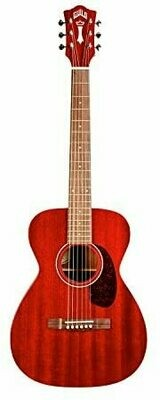 Guild M-120 Cherry Red Acoustic Guitar