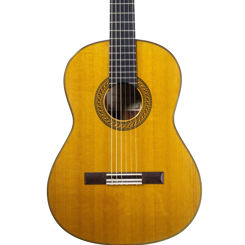 Francisco Navarro Concert Model - All Solid - Cedar top, Palo Escrito Back/Sides - 650mm