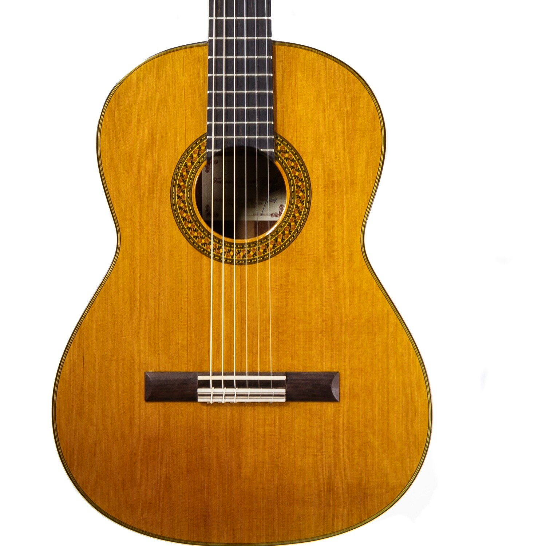 Francisco Navarro Concert Model - All Solid - Cedar top, Palo Escrito Back/Sides - 640mm