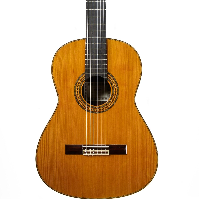 Estevé Alegria - All solid wood Classical Guitar - Hand made in Valencia, Spain
