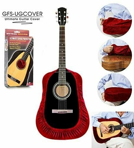 Ultimate Guitar Protector - Fits Classical, Flamenco, and Acoustic Guitars
