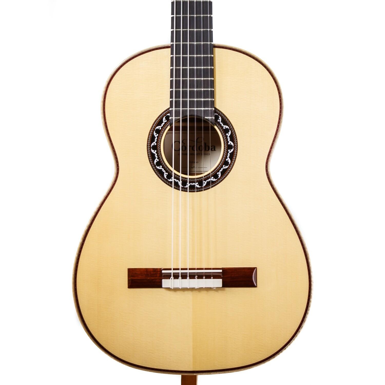 Cordoba Esteso - All Solid Wood - European Spruce Top, Pau Ferro Back/Sides  - Nylon String Classical Guitar