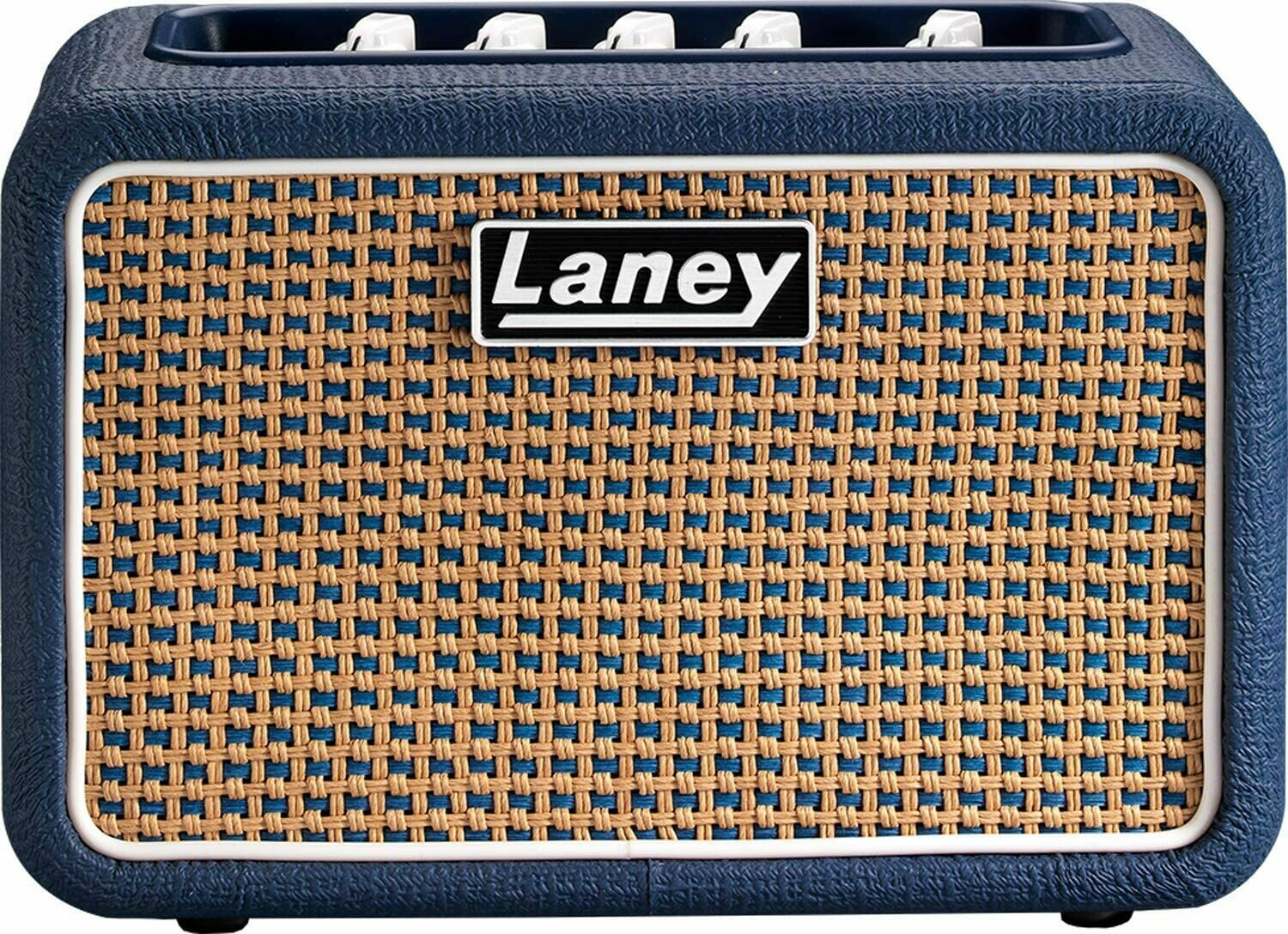 Laney Mini STB-Lion - Battery Powered Stereo Electric Guitar Amplifier with Blue Tooth