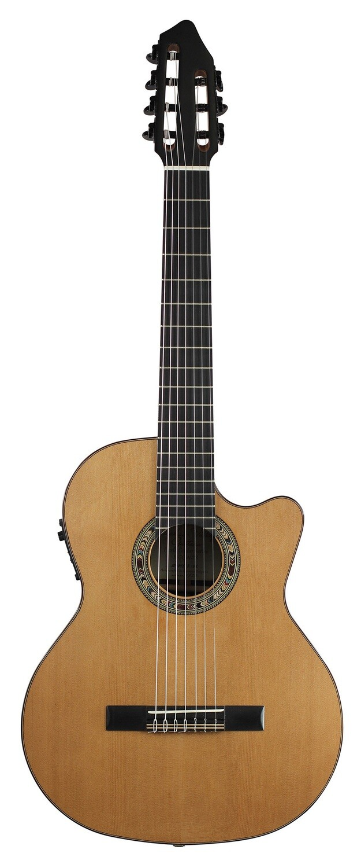 Kremona Fiesta CW-7 - 7 String Russian Classical Guitar