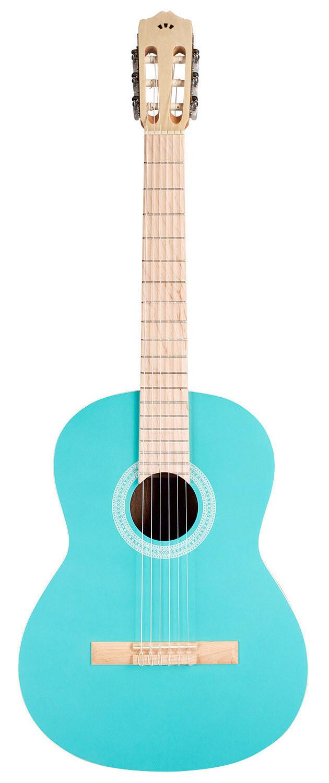 Cordoba Protege Matiz - Aqua - Full size nylon string guitar
