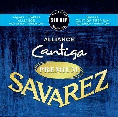 Savarez 510AJP - Cantiga Premium Basses, Alliance Trebles