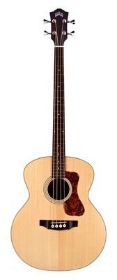 Guild B-240EF - Fretless Acoustic Electric Bass Guitar