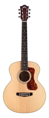 Guild Jumbo Junior Flamed Maple Acoustic Guitar
