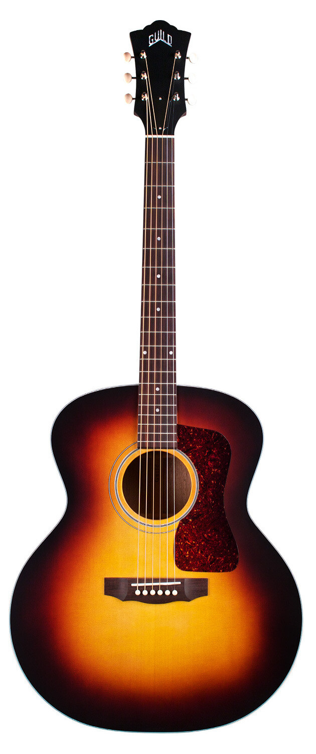 Guild F-40  Antique Burst - Acoustic Guitar - Made in the USA