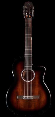 Cordoba Fusion 5 - Sonata Burst - Solid Spruce top, Mahogany back/sides - Nylon String Acoustic Electric