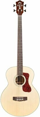 Guild Guitars B-140E Acoustic Bass, All Solid Woods,  Jumbo, Westerly Collection, with Premium Gig Bag
