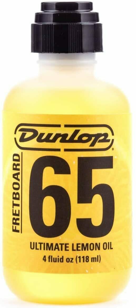 Dunlop 65 Fretboard Ultimate Lemon Oil - 4oz.