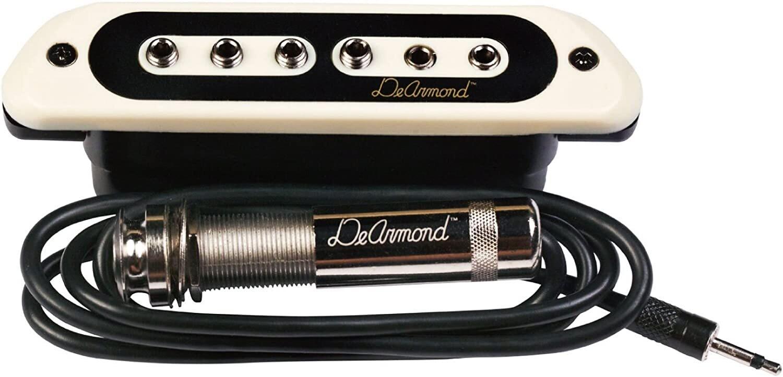 Guild DeArmond Tone Boss Soundhole Pickup for Acoustic Guitars