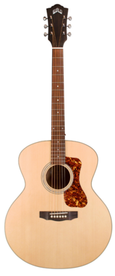 Guild F-240E - Jumbo Acoustic Electric - Solid Spruce Top, Mahogany Back/Sides