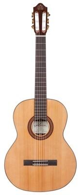 Kremona Fiesta FC - Classical Guitar - Solid Cedar top, Solid Indian Rosewood back/sides - Includes Kremona hardshell case
