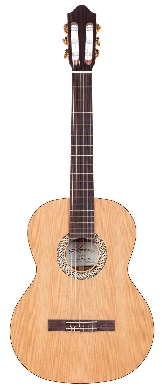 Kremona Sofia SD-T - Classical Guitar - Solid Cedar top, Solid Mahogany Back/sides, Includes Kremona Hardshell Case