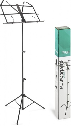 Stagg MUS-Q4 - Professional Model Folding Music Stand