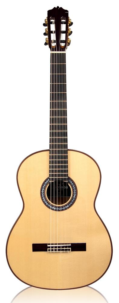 Cordoba F10 Flamenco Guitar - Solid European Spruce Top